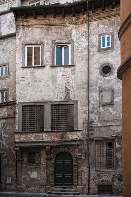 Lucca - Ancient Building