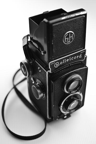 Franke & Heidecke Rolleicord II Model 1