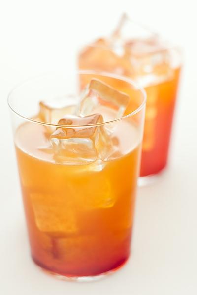 Apple Sunrise Long Drink