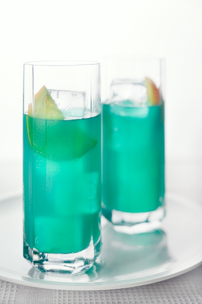 Blue Hawaiian Long Drink