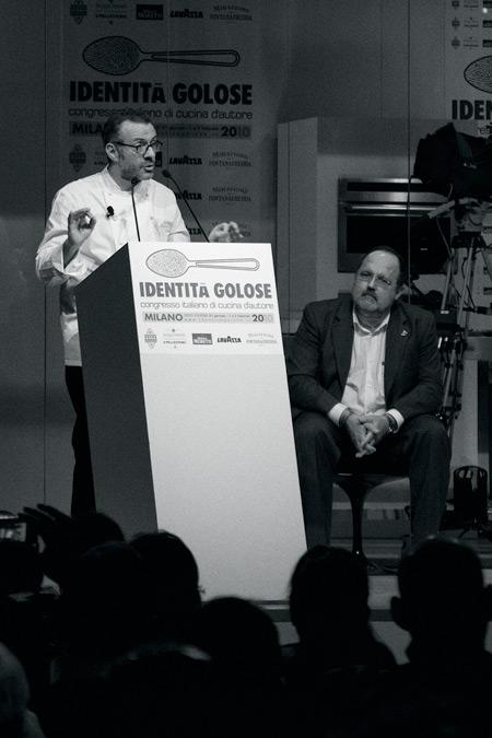 Bottura e Marchi, Identità Golose 2010