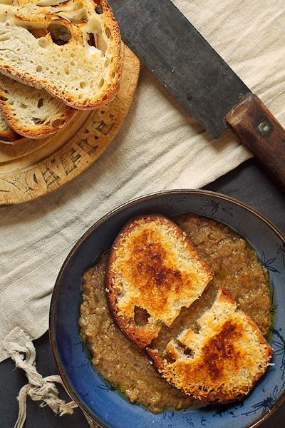 Carabaccia Tuscan Onion Soup