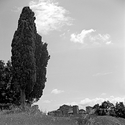 Castello di Serravalle - Fujifilm Neopan 100 Acros