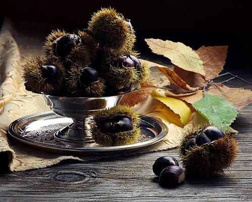 Castagne Chestnuts