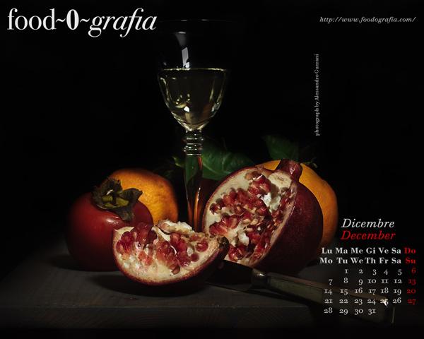 Calendario Desktop Dicembre 2009