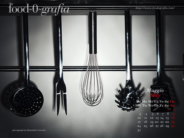 Calendario Desktop Maggio 2010