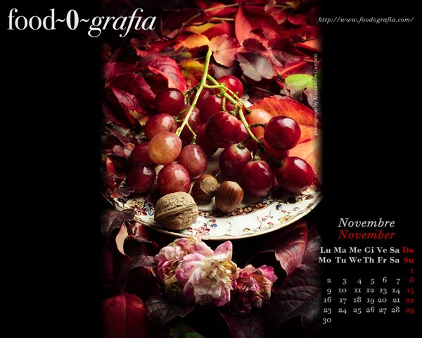 Calendario Desktop Settembre 2009 - September 2009 Desktop Calendar