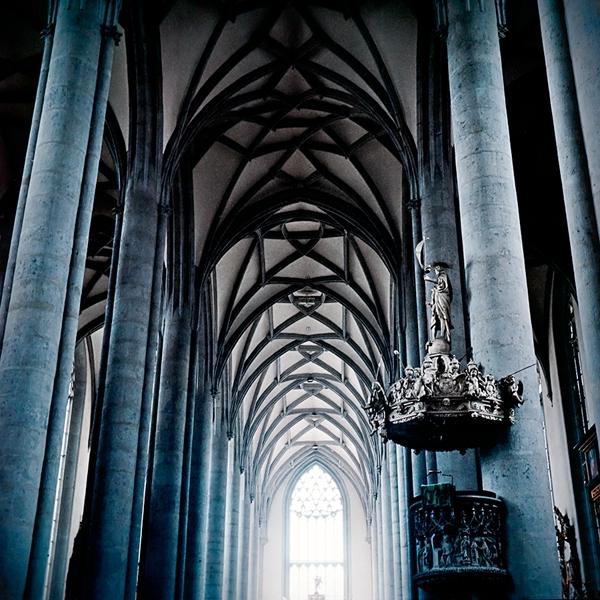 Cattedrale di Nördlingen - Nördlingen Cathedral