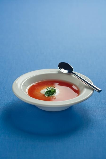 Zuppa Fredda di Anguria